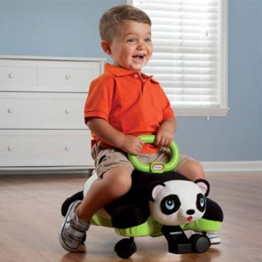Little Tikes Pillow Racers Ride On Panda